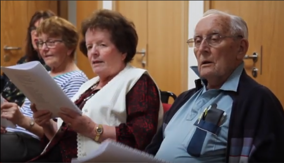 WATCH: Supporting Older People