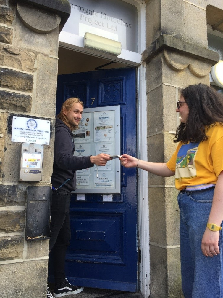 SPOTLIGHT: Harrogate Homeless Project has been a lifeline during the pandemic