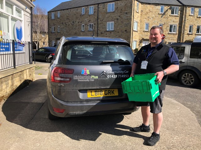 SPOTLIGHT: Nidderdale Plus reaching those in need in rural areas during Covid - 19 crisis